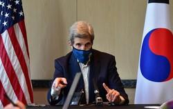 EUA e China estão dispostos a 'cooperar' diante da crise climática (Foto: Handout / US embassy in Seoul / AFP)