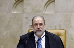 Aras defende direito de Bolsonaro de não prestar depoimento à PF (Foto: Rosinei Coutinho/ SCO/ STF)