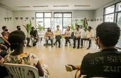 Delegada Patrícia apresenta propostas para artistas sinfônicos e de dança cênica  (Foto: Tiago Calazans/Divulgação)
