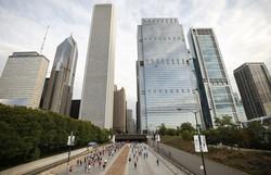 Maratona de Chicago é cancelada devido à pandemia (Foto: Kamil Krzaczynski/AFP)