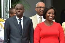 Viúva do presidente assassinado do Haiti acusa seguranças por crime (Foto: HECTOR RETAMAL/AFP )