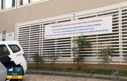 Condomínio em Valinhos repudia agressão racista contra entregador (Foto: Reprodução/EPTV)
