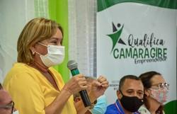 Programa Qualifica Camaragibe forma mais 80 empreendedores (Foto: Victor Patrício)