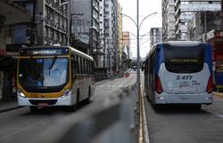 Proibição da dupla função de motorista e cobrador é aprovada no Recife (Foto: Paulo Paiva/DP)