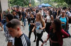 Inep dá novo prazo para pagamento de boletos do Enem 2020 (Foto: Fernando Frazão/Agência Brasil)