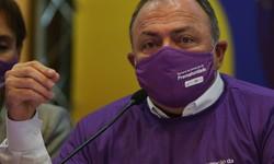 Pazuello diz que aprende todos os dias como lidar com a pandemia (Foto: Fábio Rodrigues Pozzebom / Agência Brasil)