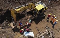 Multas à Vale pelo rompimento de Brumadinho serão aplicadas em obras (Foto: Divulgação/Corpo de Bombeiros)