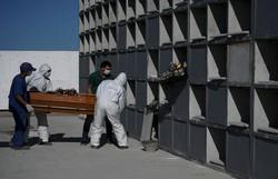Perto de 140 mil mortes por Covid-19, Brasil ultrapassa 4 milhões de curados (Foto: Carl de Souza/AFP )