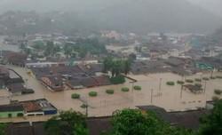 Apac emite alerta para rios da Zona da Mata Norte de Pernambuco (Foto: Reprodução/Facebook)
