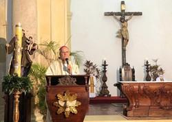 Arquidiocese promove live solidária no Domingo de Pentecostes (Foto: Reprodução/PASCOM.)