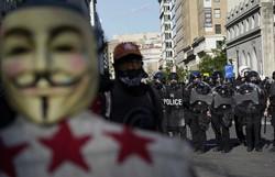 Protestos violentos nos EUA: seis perguntas e respostas (Foto: Drew Angerer / GETTY IMAGES NORTH AMERICA / Getty Images via AFP)