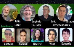 Brasil obtém 5 medalhas em olimpíada latino-americana de astronomia (Foto: Divulgação OLAA)