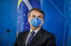 'Na parte econômica, o Brasil foi o que melhor se saiu', diz Bolsonaro (Foto: Isac Nóbrega/Agência Brasil)