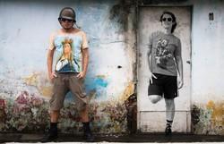 Fred 04 e Pedro Diniz lançam single Black Friday, estreia do projeto Sonofabit (Foto: Priscilla Burh e Lu Ourique/Divulgação)