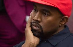 Kanye West passa por transtorno bipolar e família está preocupada, diz site (Foto: AFP / SAUL LOEB)