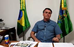 Bolsonaro entrará na Justiça se Congresso derrubar vetos sobre máscaras (Foto: Reprodução/Vídeo/Facebook)