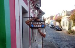 Reduto cultural em Olinda, Sebo Casa Azul anuncia fechamento e realiza saldão (Foto: Reprodução/Instagram @sebocasaazul)
