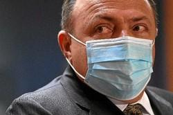 Pazuello diz que comprará vacinas da Pfizer e Johnson 'se vier autorização clara' (Foto: Mauro Pimentel/AFP)