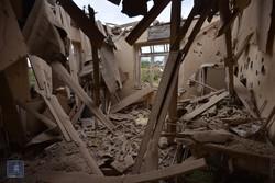 Intensos combates em Nagorno Karabakh após nova ofensiva do Azerbaijão (Foto: Handout / Armenian Foreign Ministry / AFP)