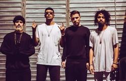Grupo de rap Condor faz audição coletiva de EP em parceria com portal (Foto: Divulgação/Kaian Alves)