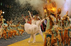 Campanha arrecada doações para quadrilheiros devido à suspensão dos festejos juninos (Foto: Samuel Calado/ESP. DP)