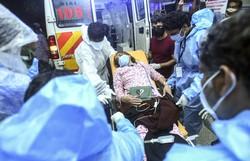 Acidente com avião na Índia deixa pelo menos 17 mortos (Foto: AFP)