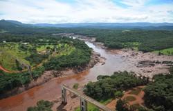 Começa julgamento de consultoria alemã por rompimento da barragem de Brumadinho (Foto: Vinicius Mendonça/Ibama )