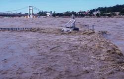 Inundações e deslizamentos matam 41 pessoas na Índia (Foto: AFP)