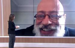 'A epidemia é uma doença social, diz o filósofo Luiz Felipe Pondé (Foto: TV Brasil/Divulgação)