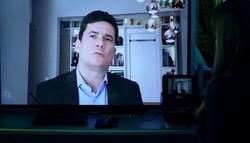 Moro diz que se negou a ser 'papagaio' e que Bolsonaro é negacionista sobre coronavírus (Foto: Reprodução/TV Globo)