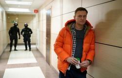 Opositor Navalny será julgado nesta quarta na Rússia por difamação (Dimitar DILKOFF / AFP)