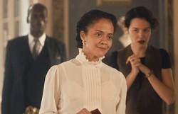 Éramos Seis: Selma inicia uma sessão de hipnose com Justina. Confira o resumo deste sábado (Foto: Reprodução/TV Globo)