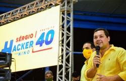Prefeito Sérgio Hacker é lançado como candidato à reeleição em Tamandaré (Foto: Divulgação)