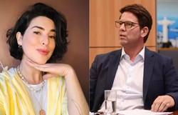 Fernanda Paes Leme rebate Mário Frias: 'Expor macho fragilizado me dá prazer' (Foto: Reprodução/Redes Sociais)
