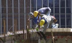 Emprego na construção é o maior para setembro nos últimos oito anos (Foto: Arquivo / Agência Brasil)