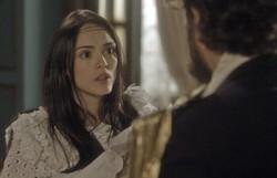 Novo Mundo: Anna encurrala Thomas para salvar Joaquim. Confira o resumo desta quarta-feira
