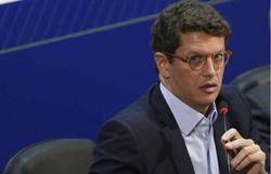 MPF pede afastamento de Ricardo Salles de cargo de ministro (Foto: Antônio Cruz/Agência Brasil)