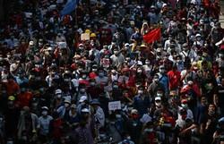 Novos protestos em Mianmar, enquanto ONU segue dividida (Foto: Arquivo/AFP)