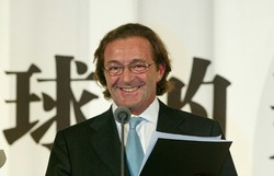 Ex-diretor da agência de modelos Elite é investigado por estupro de menores (Foto: AFP/Arquivo)
