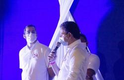 Guto Santa Cruz realiza primeiro evento de campanha reunindo lideranças políticas (O deputado Túlio Gadêlha participou do evento. Foto: Divulgação)