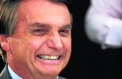 Bolsonaro diz que quem votar em Lula nas eleições de 2022 merece sofrer (crédito: Isac Nobrega)