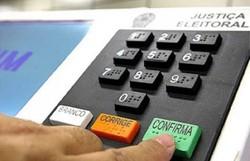 Eleição 2020: voto poderá ser justificado por aplicativo de celular (Foto: Divulgação/Sejus DF)