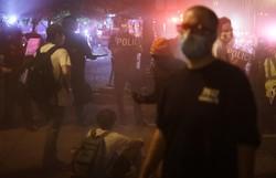 Protestos contra racismo e violência policial aumentam nos EUA e Guarda Nacional é acionada (Foto: Alex Wong/AFP )