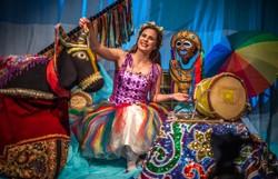 Cia Fiandeiros lança videoaulas para crianças com foco na cultura pernambucana (Foto: Gerson Damasceno/Divulgação)