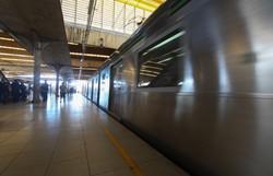 CBTU amplia horário do metrô e vê redução de lixo jogado no sistema (Foto: Mandy Oliver/Arquivo DP.)