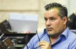 Deputado argentino protagoniza cena sexual durante sessão virtual (Foto: Reprodução )