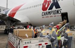 Covid-19: Patriots usam avião próprio para comprar máscaras na China (Foto: Divulgação)