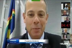 Pressionado por escolas privadas, estado diz que ainda não tem data para volta às aulas presenciais (Foto: TV Alepe/Reprodução)