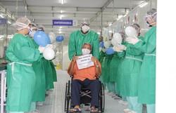 Mais de 50 mil pernambucanos se recuperaram da Covid-19 (Ascom Cabo/Divulgação  )