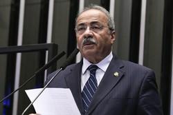 Senador Chico Rodrigues pede licença por 90 dias (Foto: Roque DE SA / BRAZILIAN SENATE PRESS OFFICE / AFP)